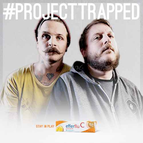 #ProjectTrapped