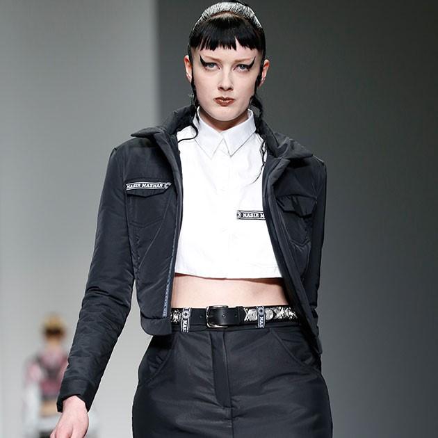 Model goth