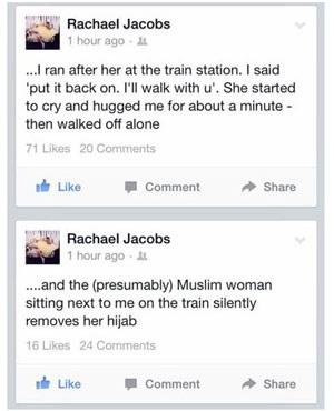 Rachel Jacobs Tweets