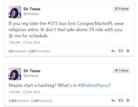 Sir Tessa Tweets