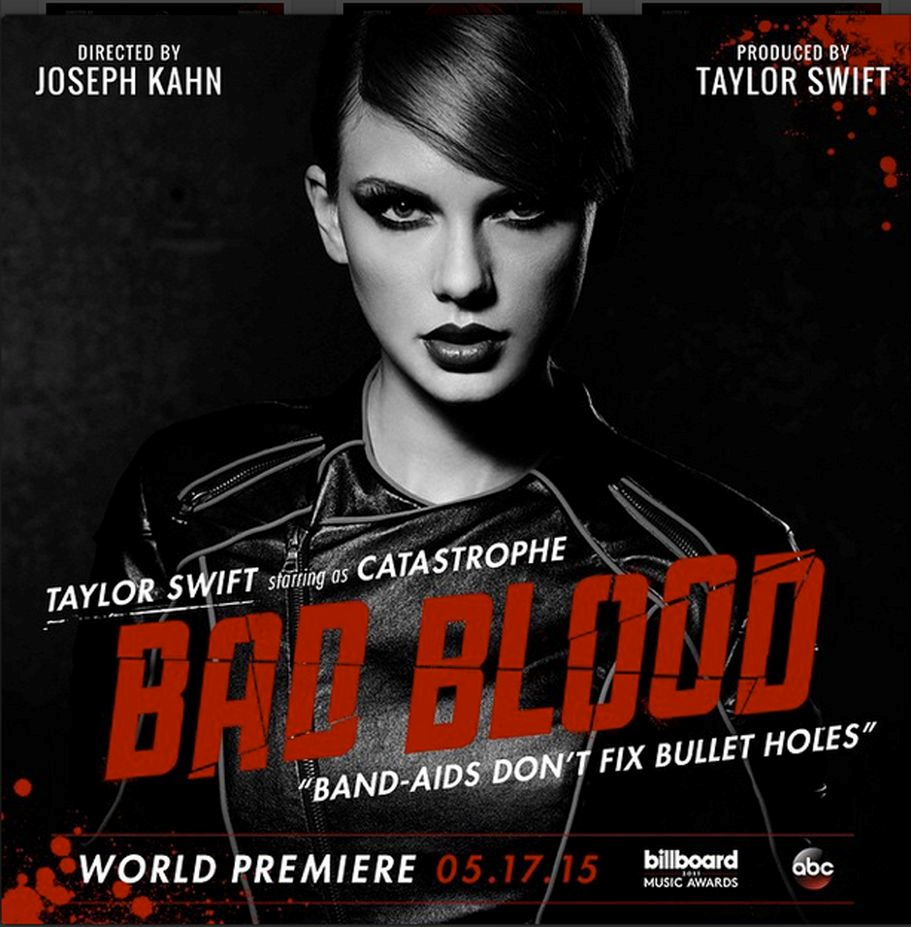 Bad Blood Cover Taylor Swift