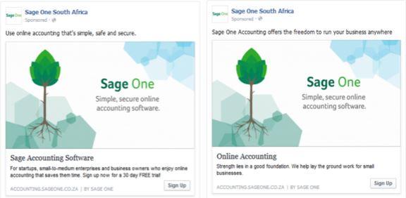 facebook-copy-testing