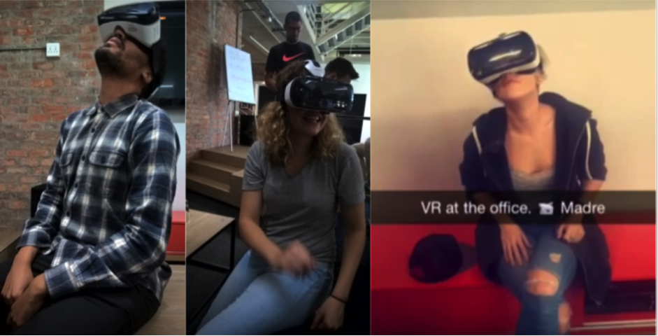 Synergize VR Practical